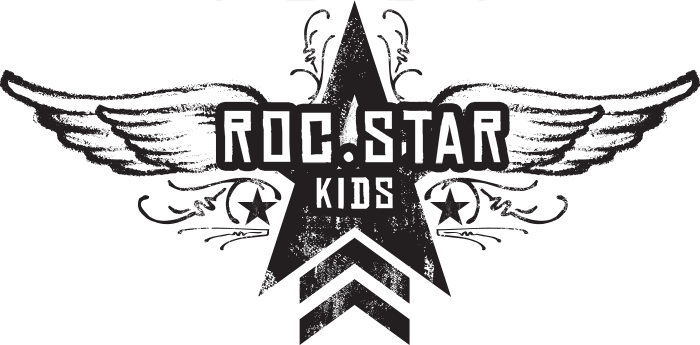 Roc.Star Kids Logo